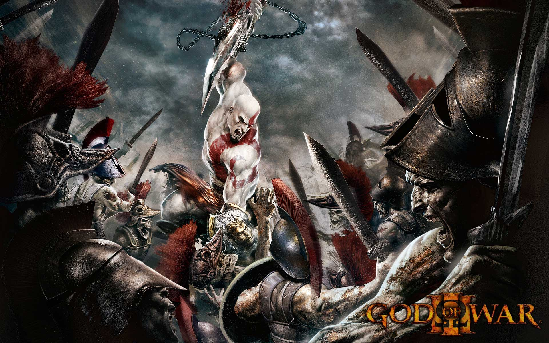 God of war 4 more tits and gore bad law gaming god of war 3 wallpaper1 voltagebd Images